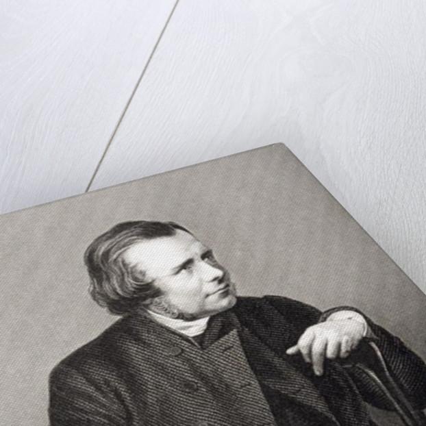 Samuel Wilberforce by John Jabez Edwin Paisley Mayall