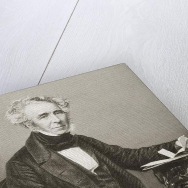 James William Gilbart by John Jabez Edwin Paisley Mayall