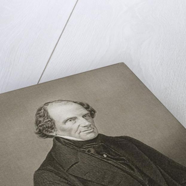 Lord John Russell 1st Earl Russell by John Jabez Edwin Paisley Mayall