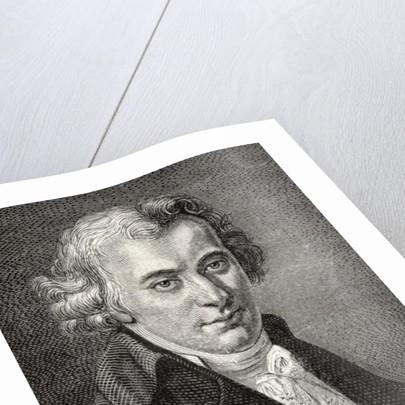 Jean-Baptiste Clery by French School