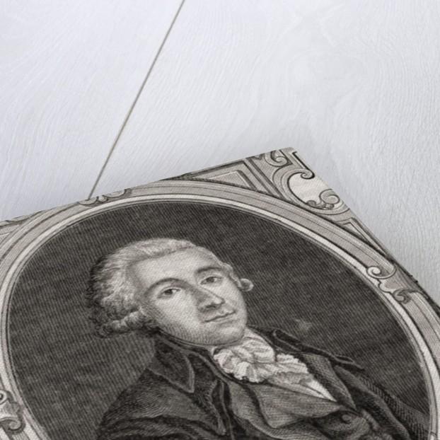 Francois Nicolas Leonard Buzot by French School