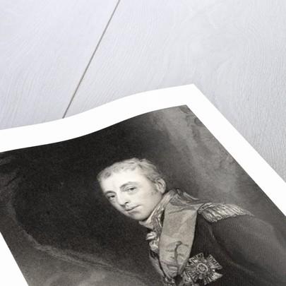 Alan Hyde Gardner, 2nd Baron Gardner by Sir Thomas Lawrence