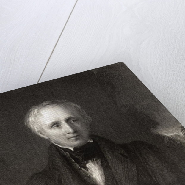 William Wordsworth by William Boxall