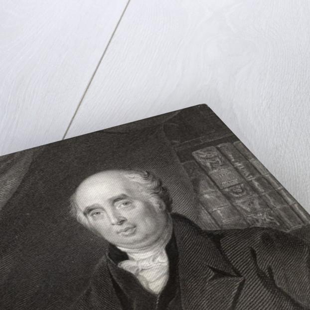 Henry Richard Fox by Charles Robert Leslie
