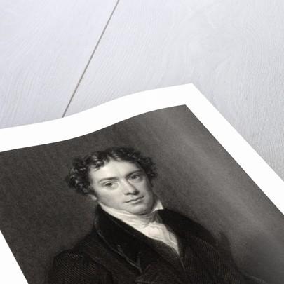 Michael Faraday by Henry William Pickersgill