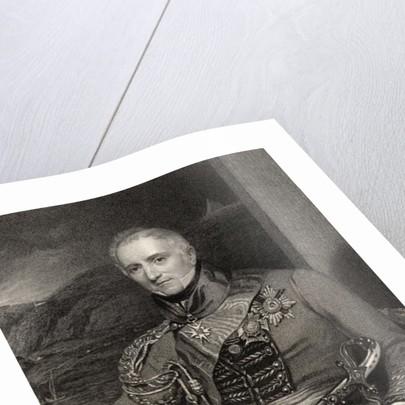 Sir Rufane Shaw Donkin by H. Mayer