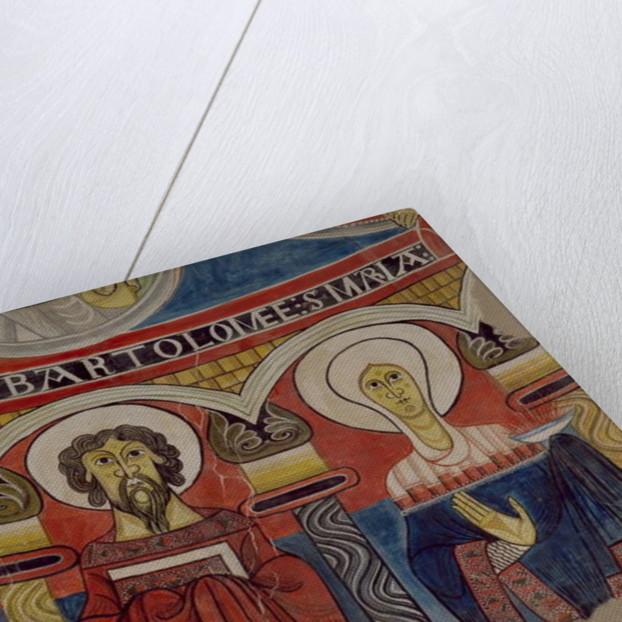 St. Thomas, St. Bartholomew and Mary Magdalene by Spanish School