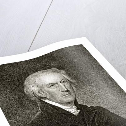 George Clymer by Benjamin Trott