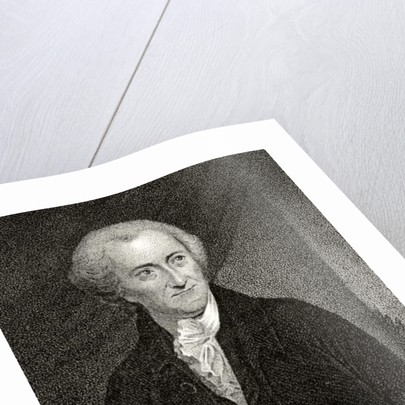 George Read by Robert Edge Pine