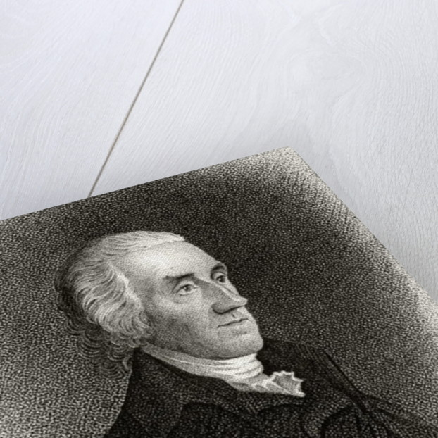 Robert Treat Paine by Edward Savage