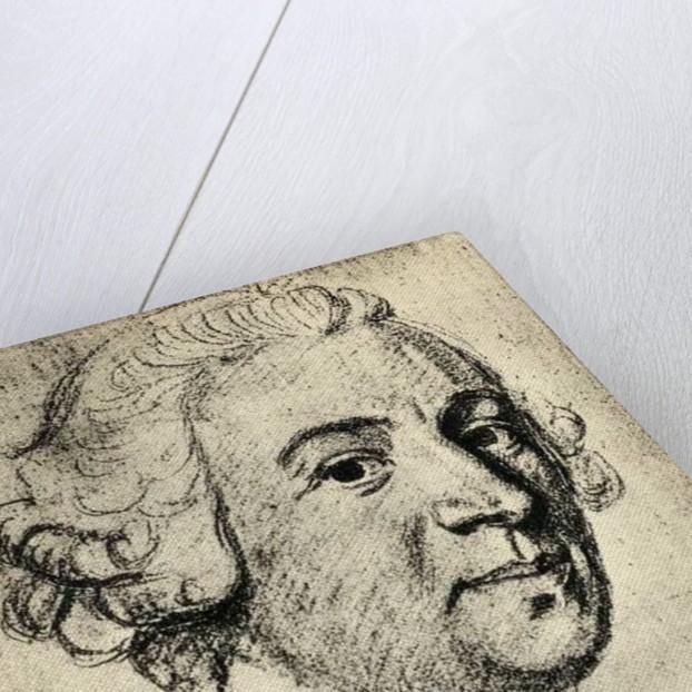 David Garrick by Thomas Gainsborough