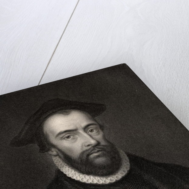 Rev John Bradford by English School