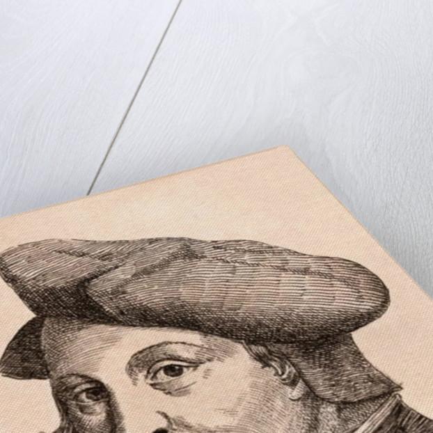 Andrea del Sarto by James Girtin