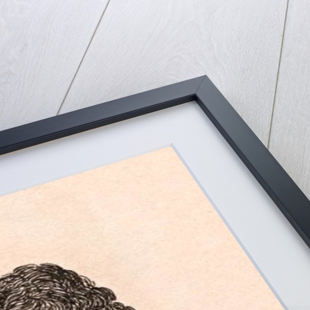 Claude Lorrain by James Girtin