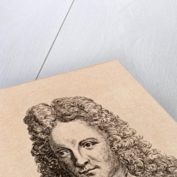 Jan van Huysum by James Girtin