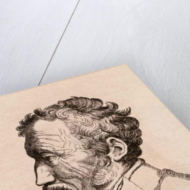 Michelangelo di Lodovico Buonarroti Simoni by James Girtin