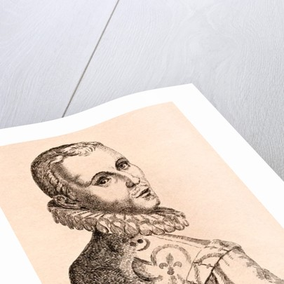 Otto van Veen by James Girtin