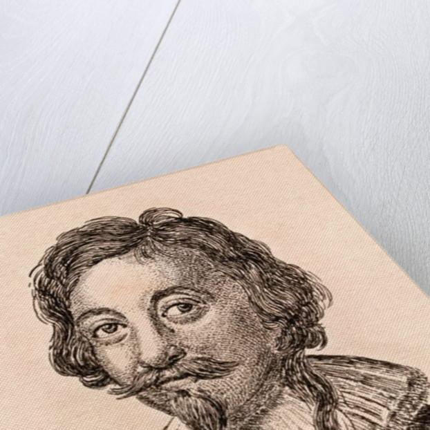 Simon Vouet by James Girtin