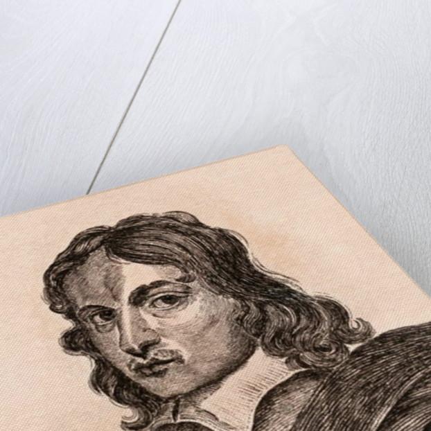 Thomas Willeboirts Bosschaert by James Girtin