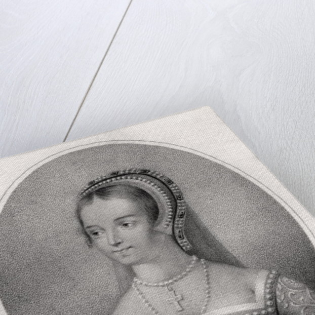 Catherine Parr by Hans Holbein The Younger