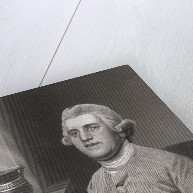 Josiah Wedgwood by George Stubbs