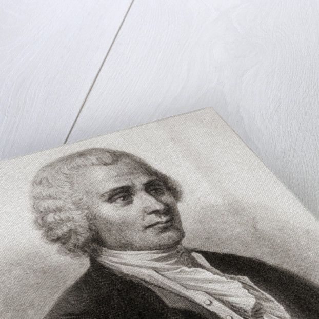 Jean-Jacques Rousseau by Anonymous