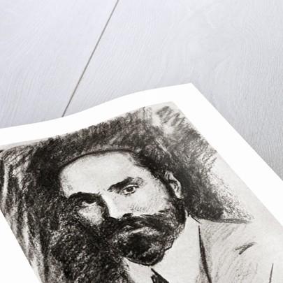 Jorge Agustín Nicolás Ruiz de Santayana y Borrás by Anonymous