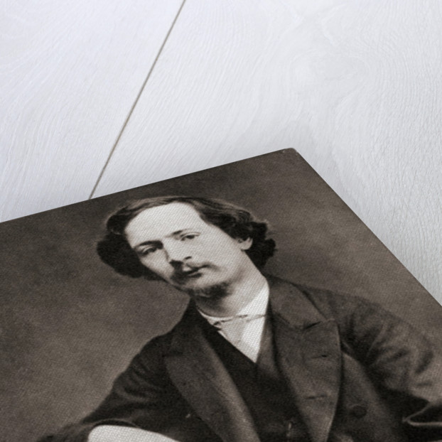 Algernon Charles Swinburne by Anonymous