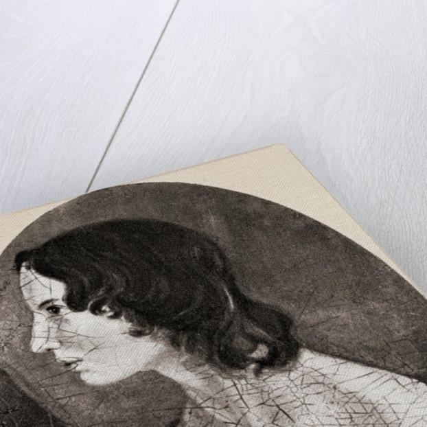 Emily Jane Brontë by Anonymous