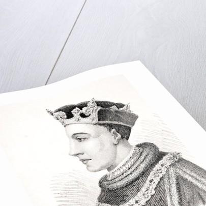 Henry V of England by English School
