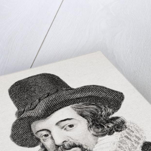 Sir Francis Bacon by English School