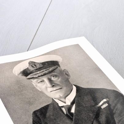 Admiral Sir Henry Bradwardine Jackson by English School