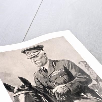 General Sir Horace Lockwood Smith-Dorrien by English School