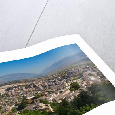 Gjirokastra or Gjirokaster: The Castle or Citadel by Anonymous