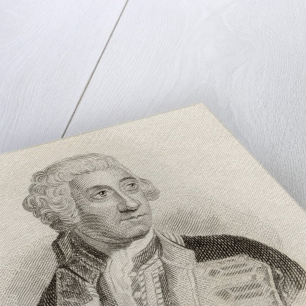 Sir Charles Saunders by English School