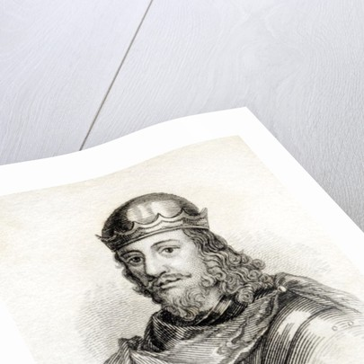 Robert the Bruce by English School