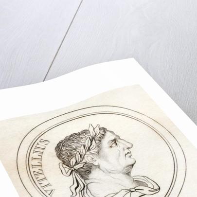 Vitellius by English School
