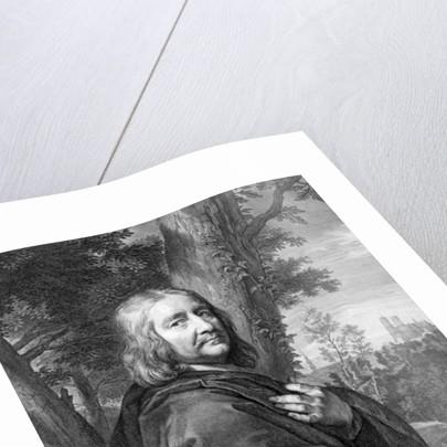 Self Portrait by Philippe de Champaigne