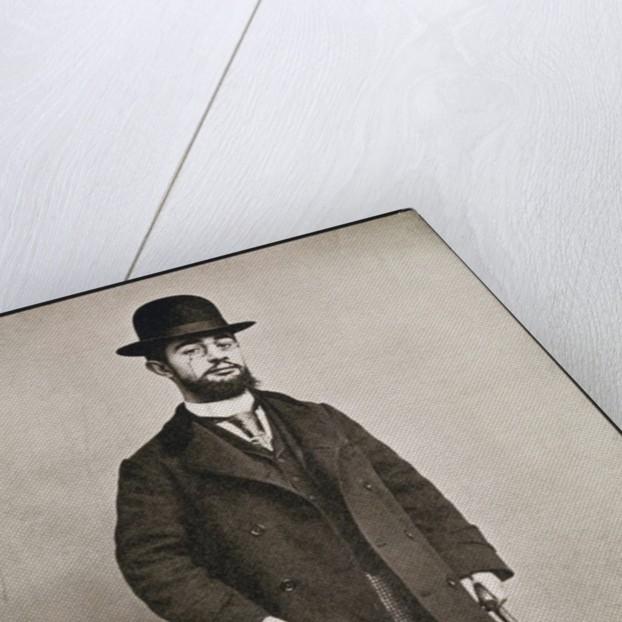 Henri de Toulouse-Lautrec by French Photographer