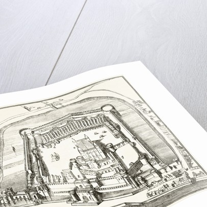 The Tower of London in the 15th century by English School
