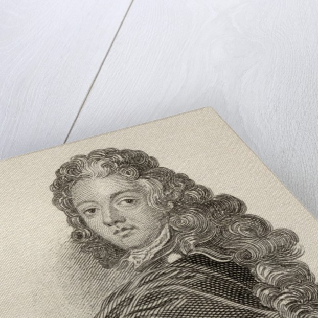 Francois-Eugene, Prince of Savoy-Carignan by English School