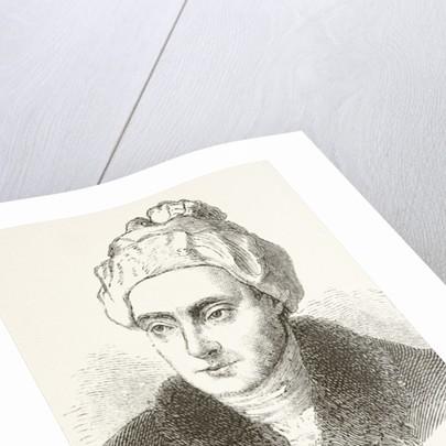 William Cowper by English School