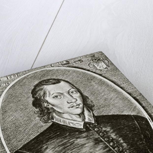 Portrait of John Donne by English School