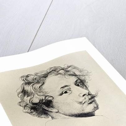 Self portrait by Sir Anthony van Dyck
