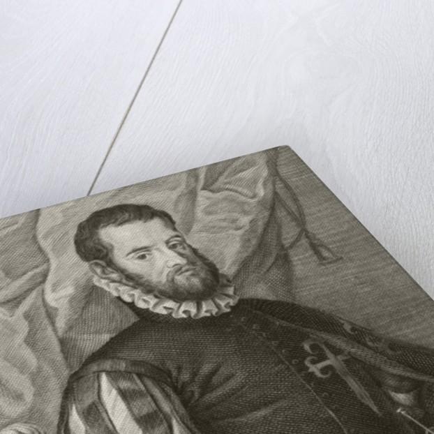 Pedro Menendez de Aviles by Francisco de Paula Marti Mora