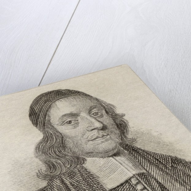 John Wallis by English School