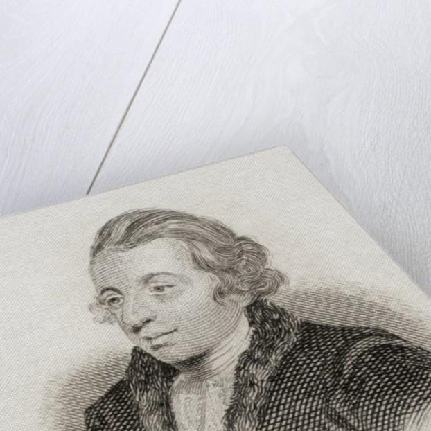 George Colman the Elder by English School