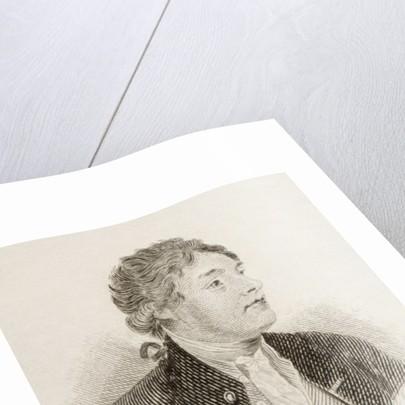 Jean-Louis de Lolme by English School