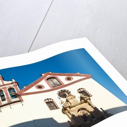 Cordoba, Cordoba Province, Spain. Iglesia de San Juan y todos los Santos in Plaza de la Trinidad. Saint John and all Saints church by Anonymous