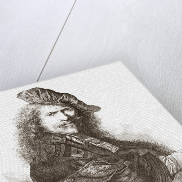 Rembrandt Harmenszoon van Rijn by Anonymous